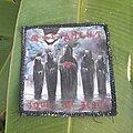 Testament - Patch - Testament - Souls of Black (Textile paint)