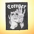 Coroner - Patch - Coroner - Mental Vortex patch