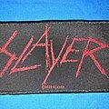 Slayer - Patch - Slayer logo patch