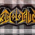 Toxic Holocaust - Patch - Toxic Holocaust logo patch