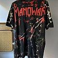 Manowar - TShirt or Longsleeve - Manowar Allover Print T-shirt