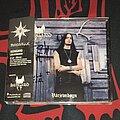 Isengard - Tape / Vinyl / CD / Recording etc - Vårjevndøgn CD signed by Fenriz