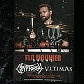 Vltimas - Other Collectable - Flo Mounier Signed Card