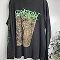 Suffocation - TShirt or Longsleeve - 1995 Suffocation Pierced from Within Longsleeve