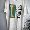 Butthole Surfers - TShirt or Longsleeve - 1986 Butthole Surfers Rembrant Pussyhorse
