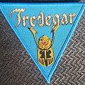 Tredegar - Patch - Tredegar blue triangle patch