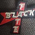 Black Fate - Patch - Black fate logo patch