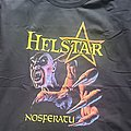 Helstar - TShirt or Longsleeve - Helstar nosferatu shirt