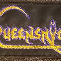 Queensryche - Patch - queensryche old logo patch