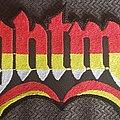 Nightmare - Patch - Nightmare logo backpatch