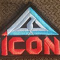 Icon - Patch - Icon logo patch