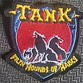 Tank - Patch - Tank filth hounds of hades patch