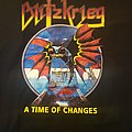 Blitzkrieg - TShirt or Longsleeve - Blitzkrieg time of a change shirt