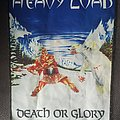 Heavy Load - Patch - Heavy load death or glory back patch