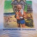 EvilDead - TShirt or Longsleeve - Evil dead annihilation of civilization shirt