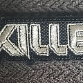 Killer - Patch - Killer logo patch