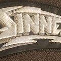Sinner - Patch - Sinner logo patch