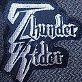 Thunder Rider - Patch - Thunder rider logo patch