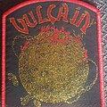 Vulcain - Patch - Vulcain red border patch