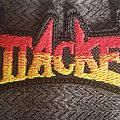 Attacker - Patch - Attacker logo patch