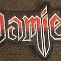 Damien - Patch - Damien logo patch