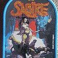 Sabïre - Patch - Official sabire gates ajar blue border patch