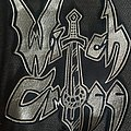 Witch Cross - Patch - Witch cross logo backpatch