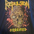 Repulsion - TShirt or Longsleeve - Repulsion horrorfied t shirt