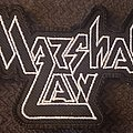 Marshall Law - Patch - Marshall law logo patch