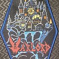 Warlord - Patch - Warlord blue border patch