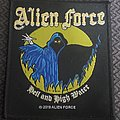 Alien Force - Patch - Alien force  hell or high water official patch