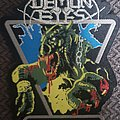 Demon Eyes - Patch - Demon eyes rites of chaos offical patch