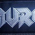 Muro - Patch - Muro logo patch