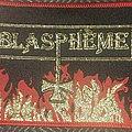 Blasphème - Patch - Blaspheme woven patch