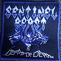 Sentinel Beast - Patch - Sentinel beast depths of death blue border patch