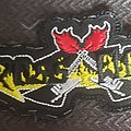 Crossfire - Patch - Crossfire logo patch
