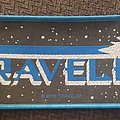 Traveler - Patch - Traveler blue border strip
