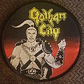 Gotham City - Patch - Gotham city the unknown circular patch