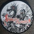 Black Knight - Patch - Black knight circular patch