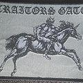 Traitors Gate - Patch - Traitors gate  black border patch