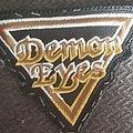 Demon Eyes - Patch - Demon eyes logo patch
