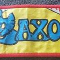 Saxon - Patch - Saxon super strip