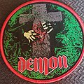 Demon - Patch - Demon Night of the demon red border patch
