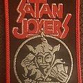 Satan Jokers - Patch - Satan jokers red border patch