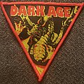 Dark Age - Patch - dark age EP red border triangle patch