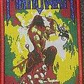 Manowar - Patch - Manowar woven patch