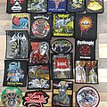 Sodom - Patch - Original patches