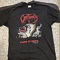Obituary - TShirt or Longsleeve - Obituary cause of death shirt