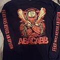Abacabb - TShirt or Longsleeve - Fear long sleeve