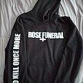 Rose Funeral - Hooded Top - Rose Funeral bootleg hoodie